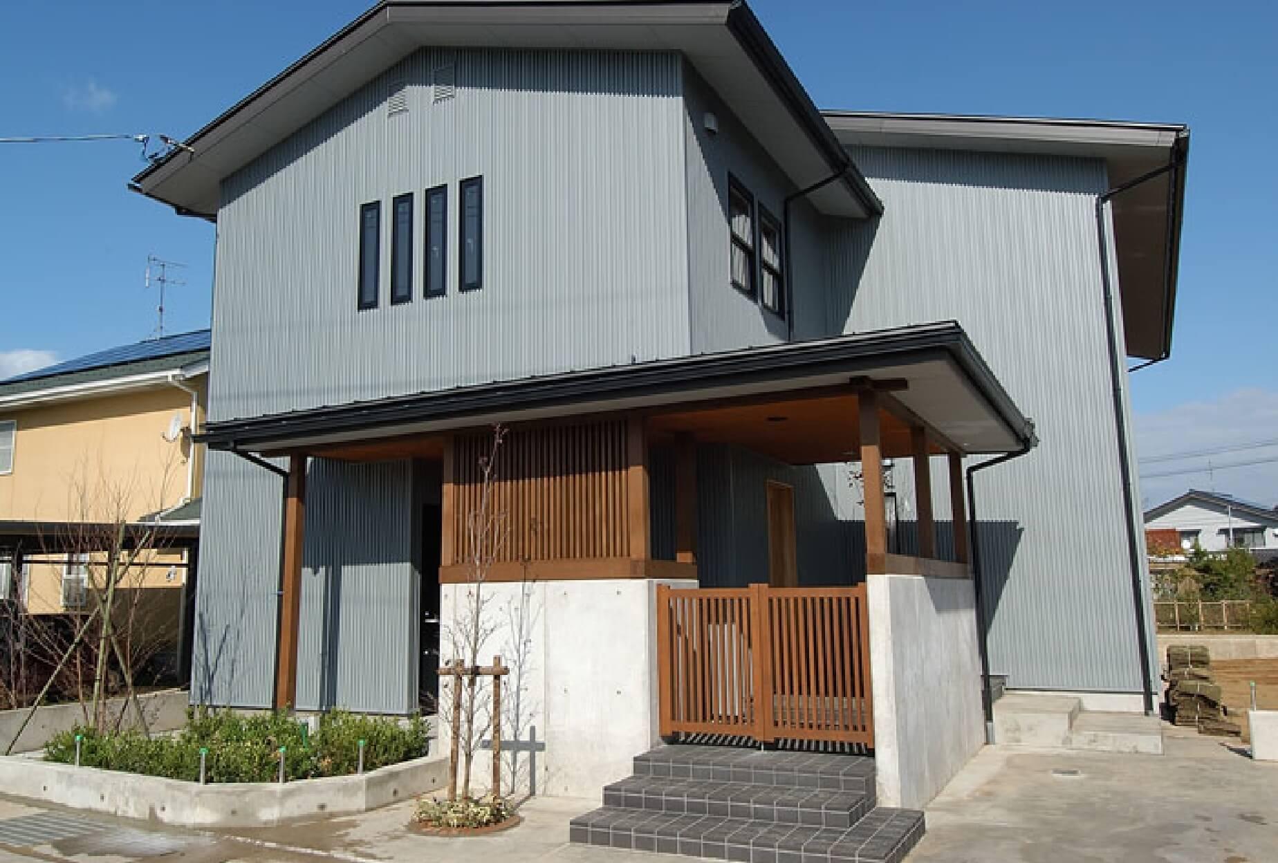 I-H House